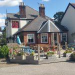 Westerfield Railway Pub