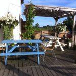 Westerfield Railway Pub Gardens