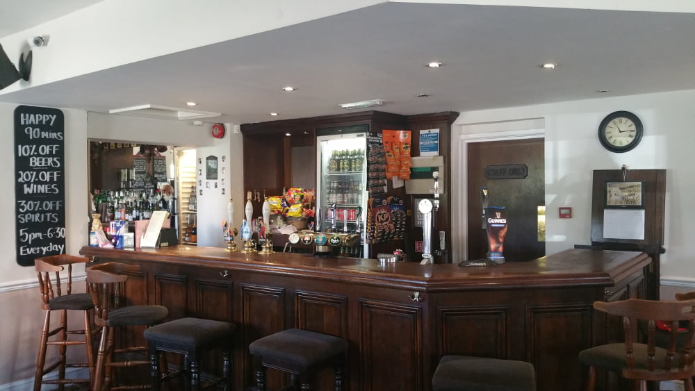 The Westerfield Railway - Main Bar